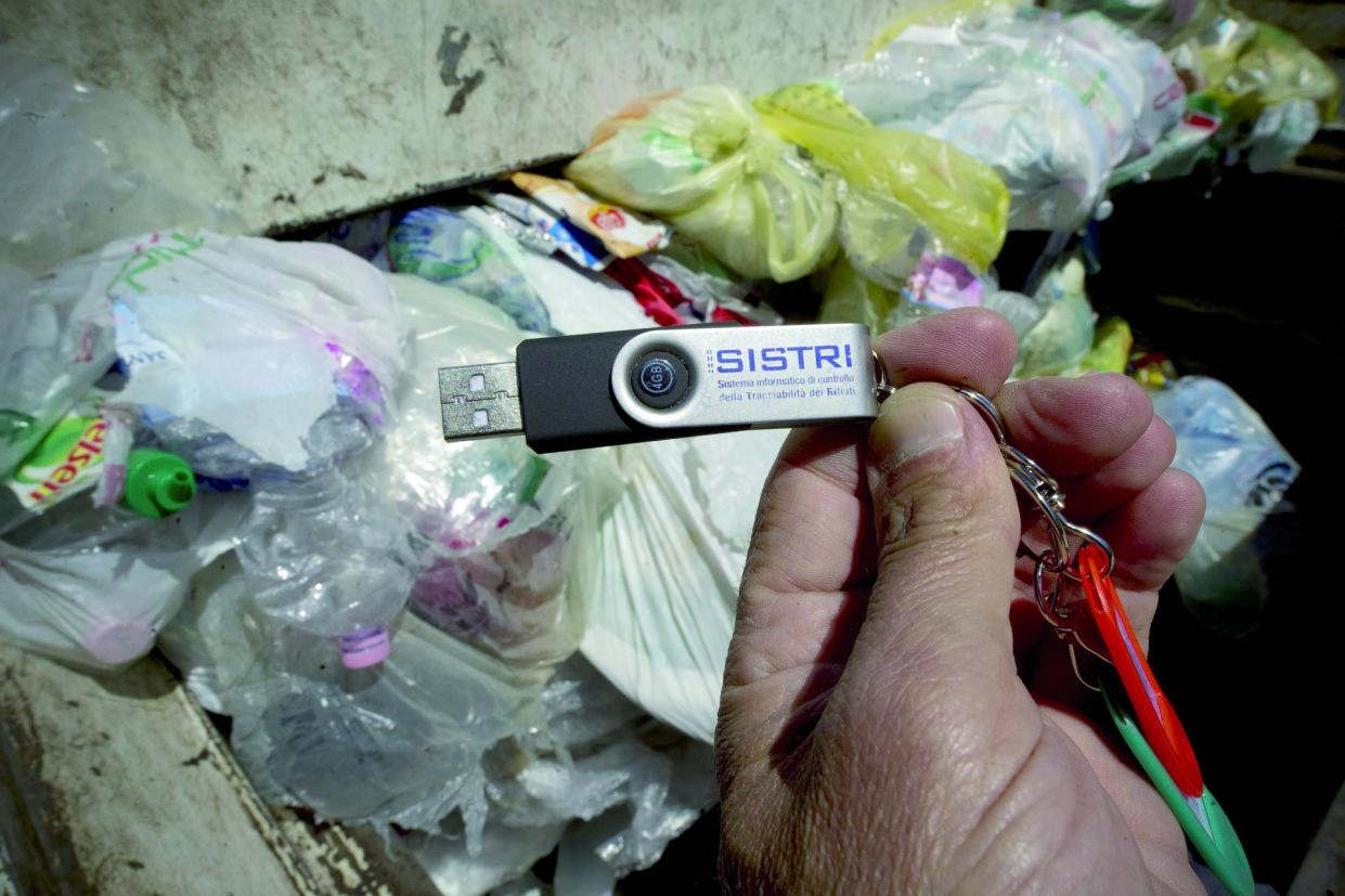sistri ricicla news