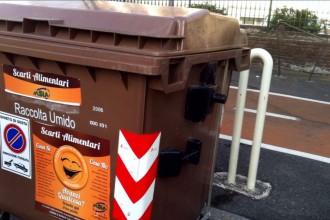 rifiuti organici napoli