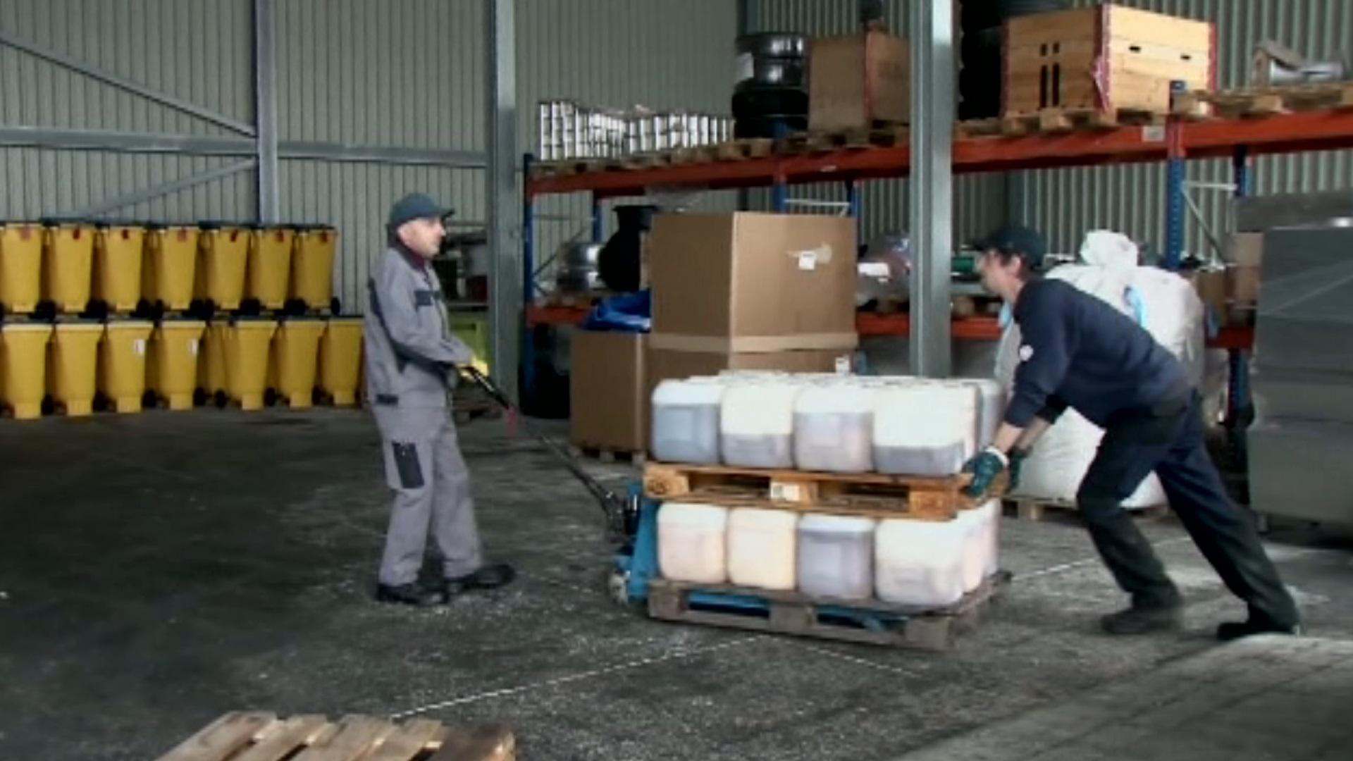 produttore rifiuti deposito