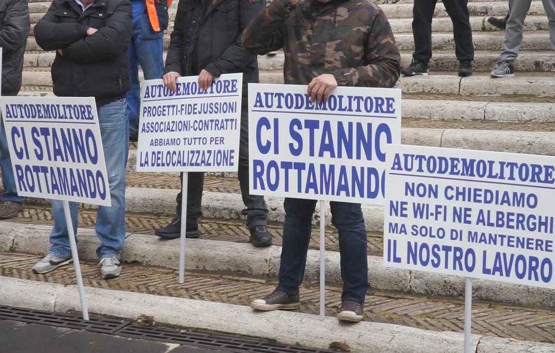 protesta airmet