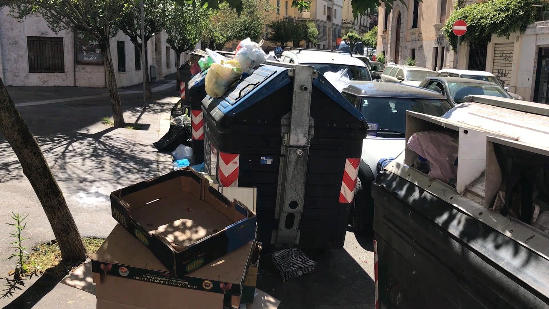 Roma viglia di crisi