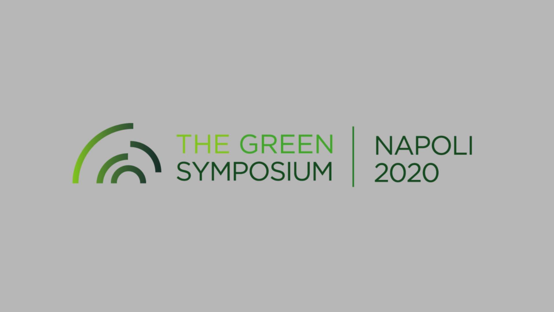 COPERTINA GREEN SYMPOSIUM