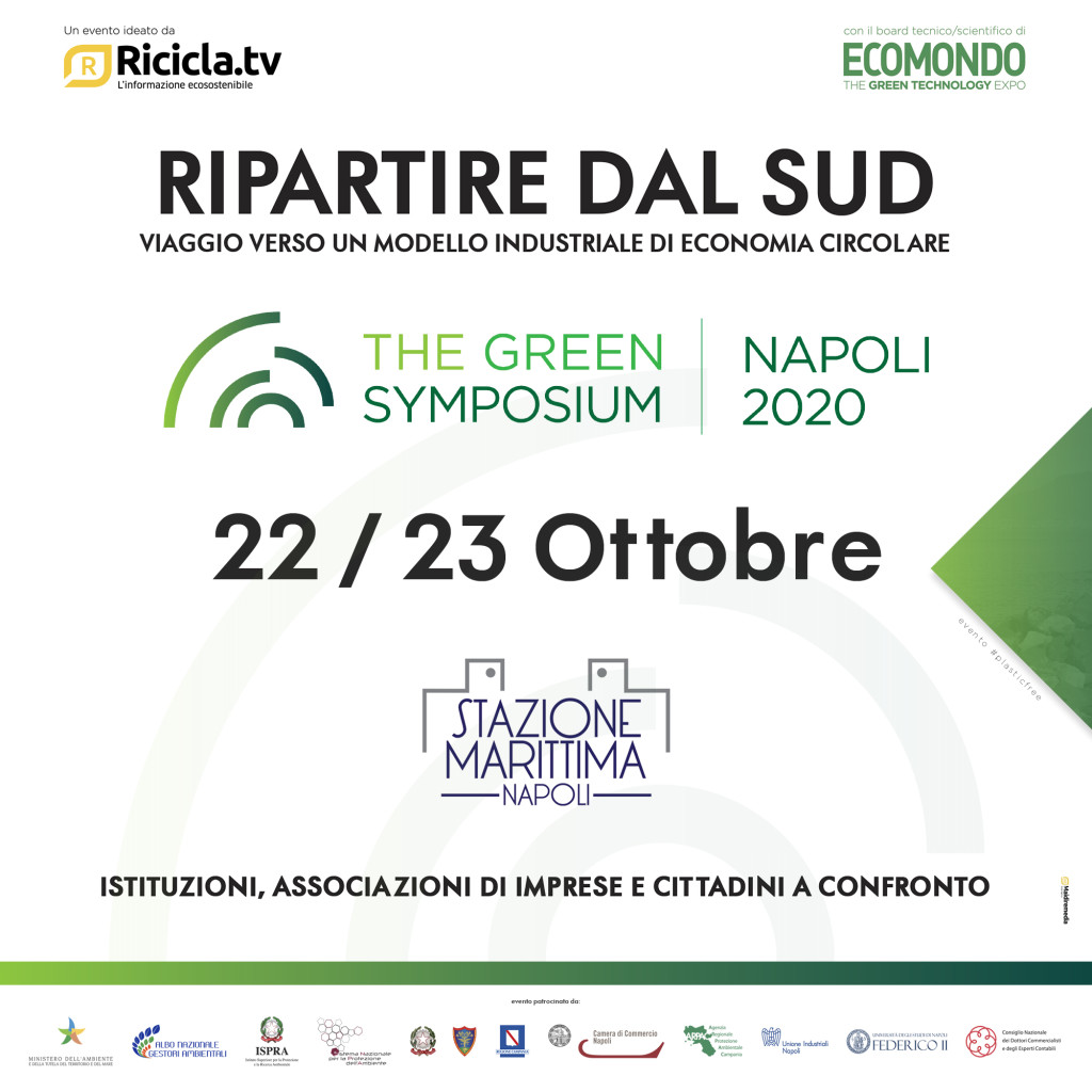 post green symposium 22 – 23 ottobre