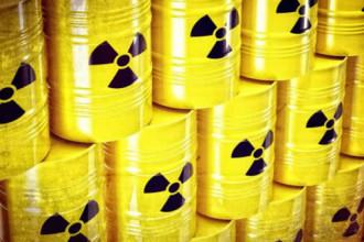 Rifiuti radioattivi Europa