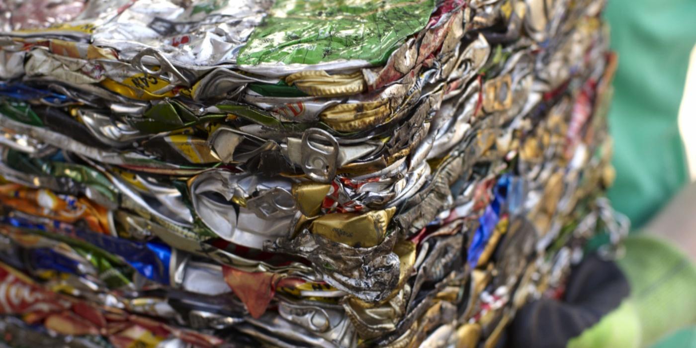 riciclo imballaggi metallo